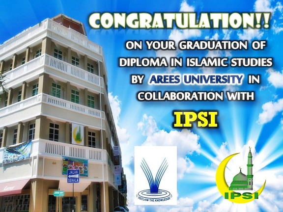 AREES University Convocation Day 2014 Held in IPSI