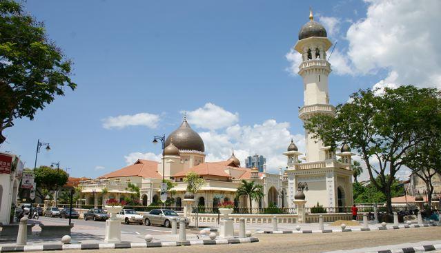Pelawaan berdakwah di Masjid Kapitan Keling