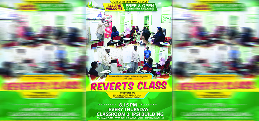 Reverts Class