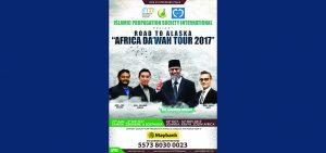[ Road To Alaska : Africa Da'wah Tour 2017]