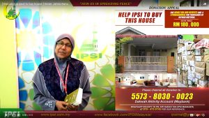 [ Donation appeal to buy house ]-Sister Jahira Banu