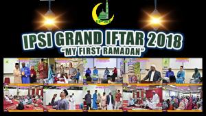 "Video [IPSI Grand Iftar 2018 – ""My First Ramadan""]"