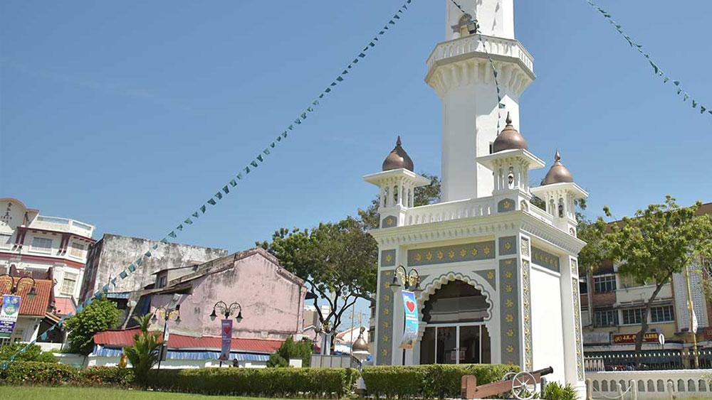 Minaret-Masjid-KapitanKling