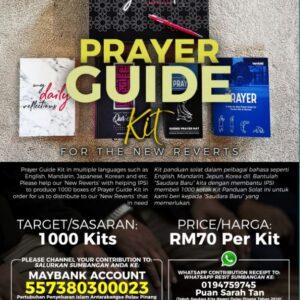 PRAYER GUIDE KIT – KIT PANDUAN SOLAT